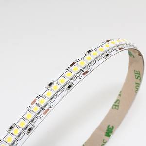 Popular trabajo estable tira de luz led SMD3528 con 240 leds/M