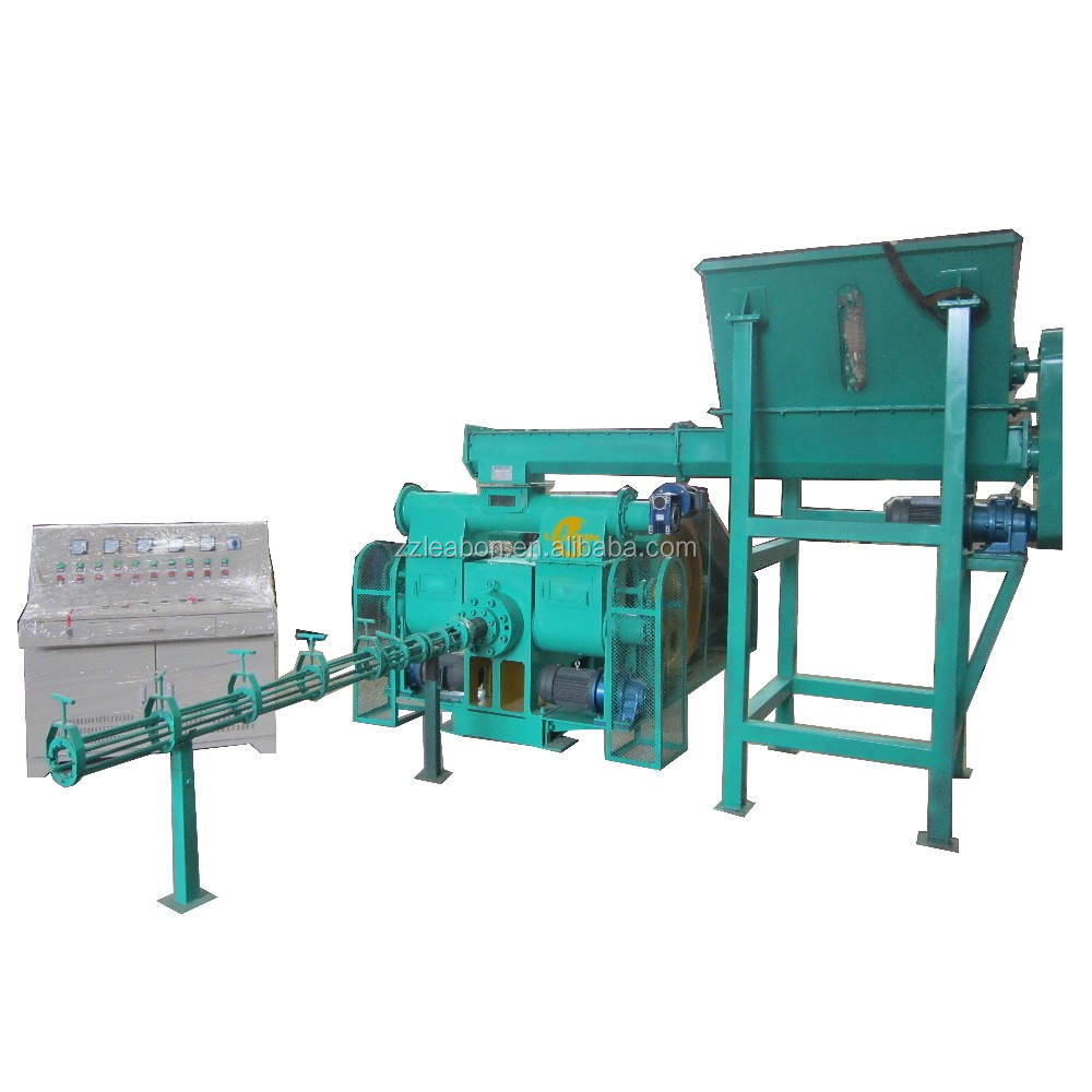 Live Oak Punch Stamping Solid Sawdust 50mm Briquette Press Machine