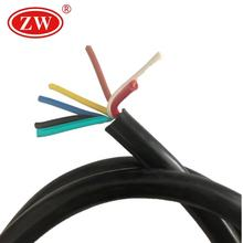 7 core 2mm2 0.5mm2 /0.75mm2 trailer cable wire