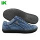 fashion new spring and summer fashion lace breathable Jeans casual shoes Thick crust muffin canvas shoes