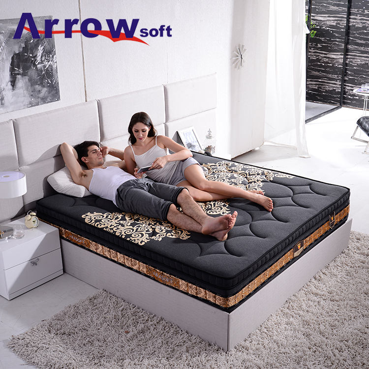 Top 10 Diamond Luxury Memory Foam Mattress