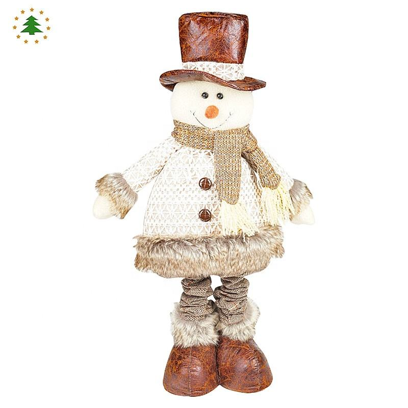 China doll factory new design christmas decorative pvc doll