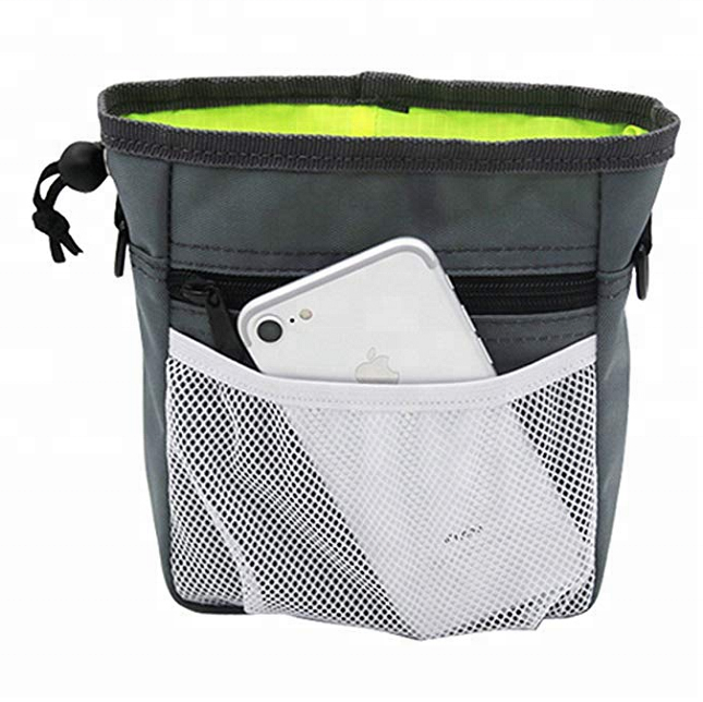 Pet Dog Treat Pouch Training Bag Wandelen Heuptas met Riem Clip