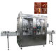 Automatic 2 heads mayonnaise filling machine,filling production line,peanut butter chocolate sauce etc