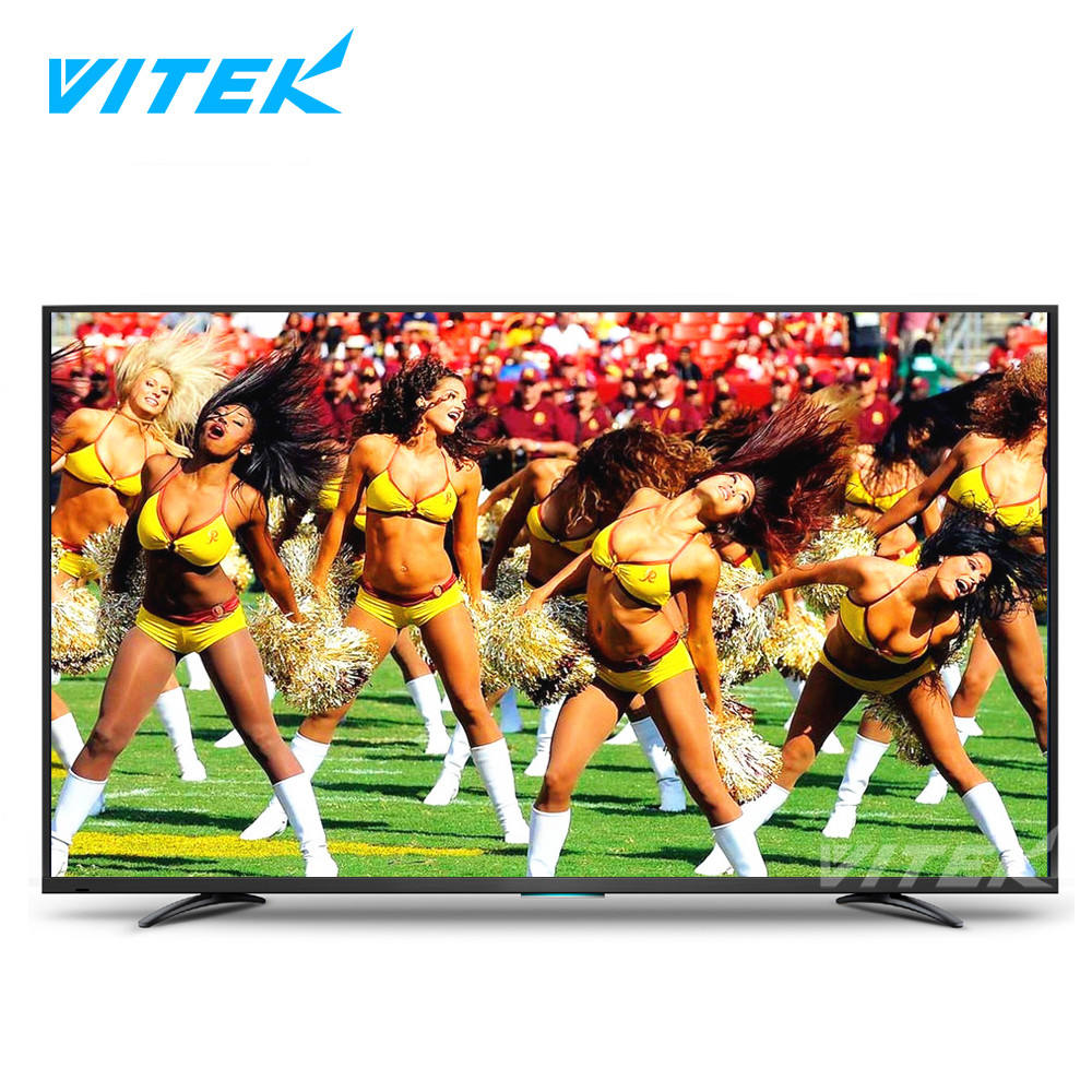 Commercio all'ingrosso 65 75 pollici Smart TV 4K Ultra HD, smart Wi Fi 1G 8G Intelligente A LED 55 58 60 pollici HDR TV set
