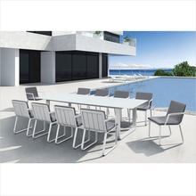 Luxe Eetkamer Set.Foshan King Patio Furniture Co Ltd Rope Furniture Poly Wood