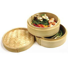Factory Direct High Quality electric bamboo chinese food steamer