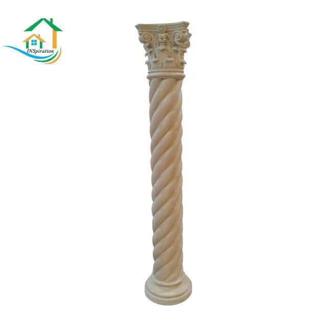 Architectural customize design stone column