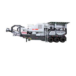 Top manufacturer portable jaw crusher indonesia