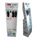 Graphics customization cardboard socks hook display stands