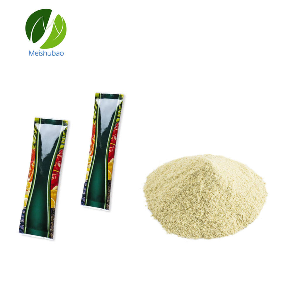 GMP certificate organic rice grains milk meal replacement powder to alleviate hunger