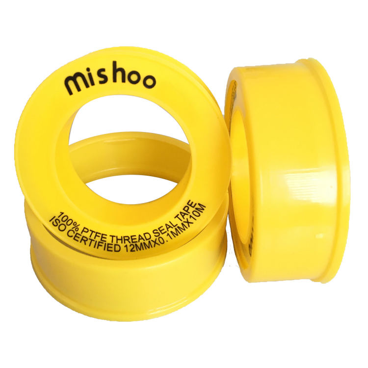 12mm mishoo ptfe thread seal tape pakistan for used in pipe