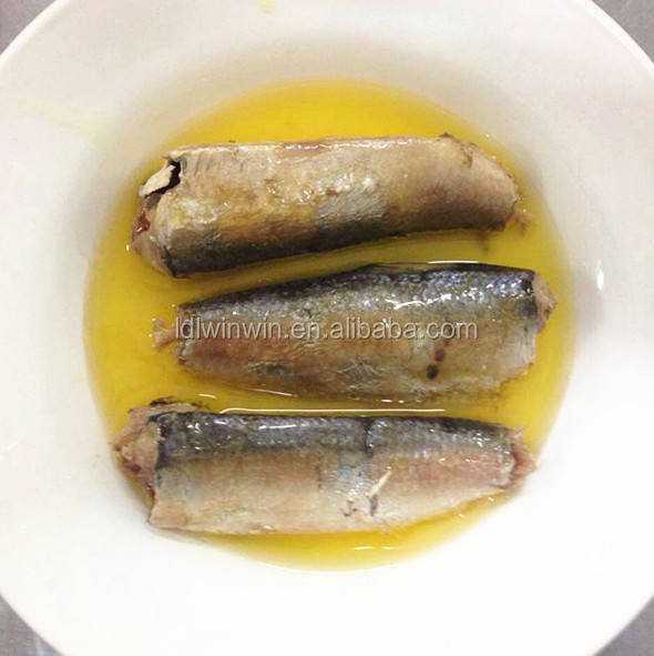 In scatola Sardine In <span class=keywords><strong>Olio</strong></span> vegetale 125g