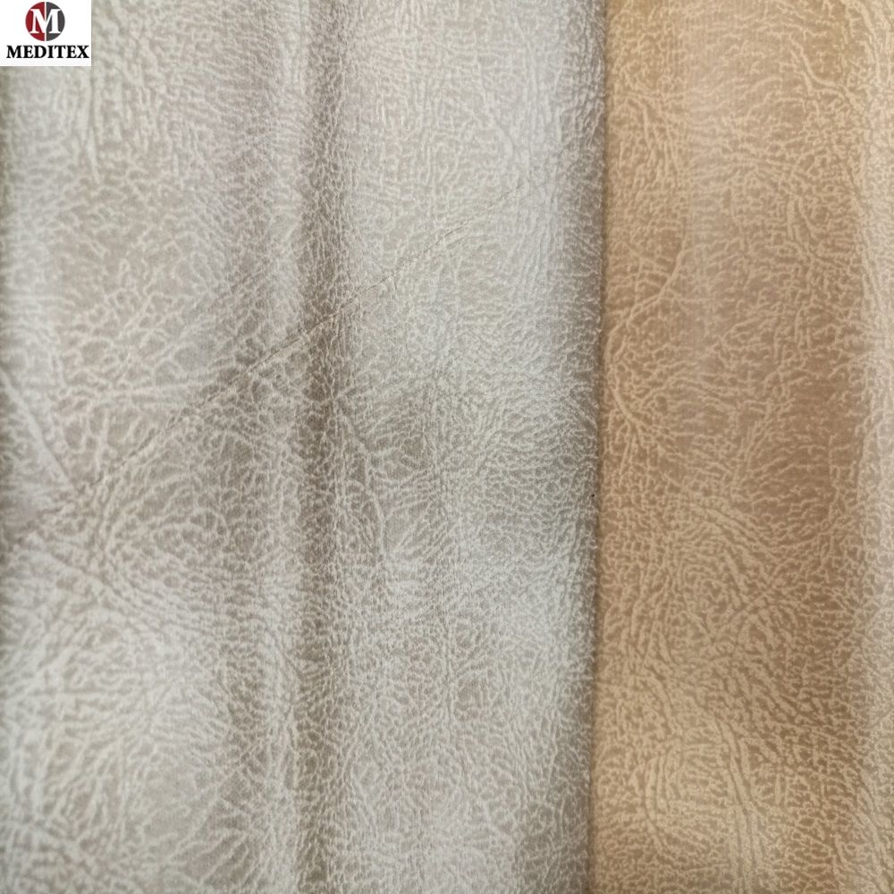 100% polyester suede fabric bronzed suede fabric for sofa upholstery MDLS901