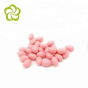 Acide ascoribique vitamine c rose musquée 1000mg softgel pour le blanchiment de la peau