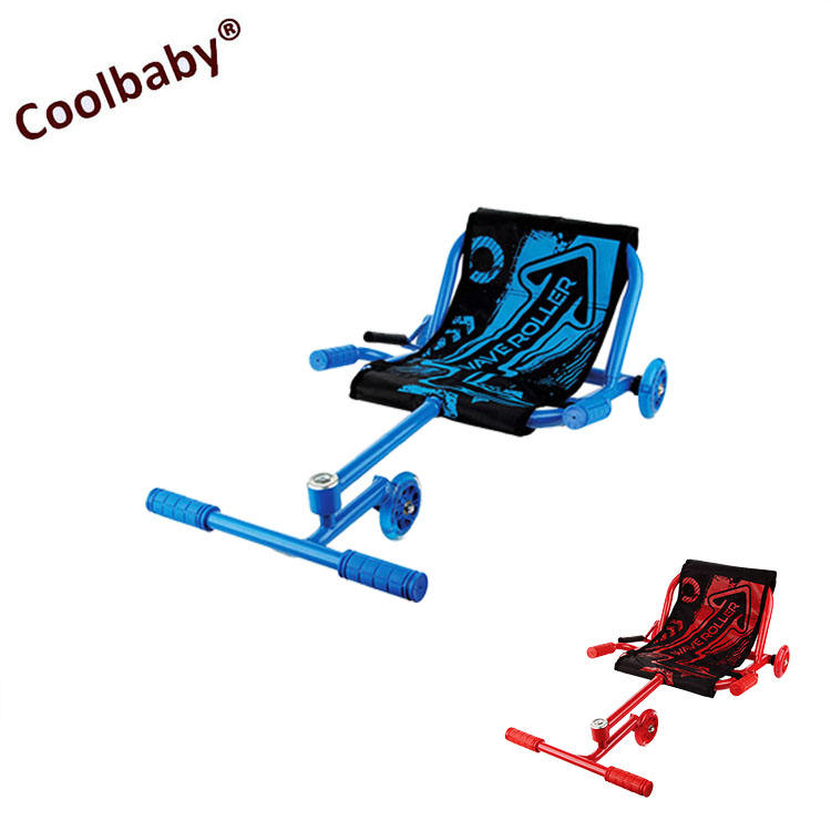 Coolbaby Playshion brand wave roller,twist and go scooters,ezy roller with handle bar