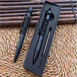 Emergency Survival Gear Tactical Self-defense Pen With Glass