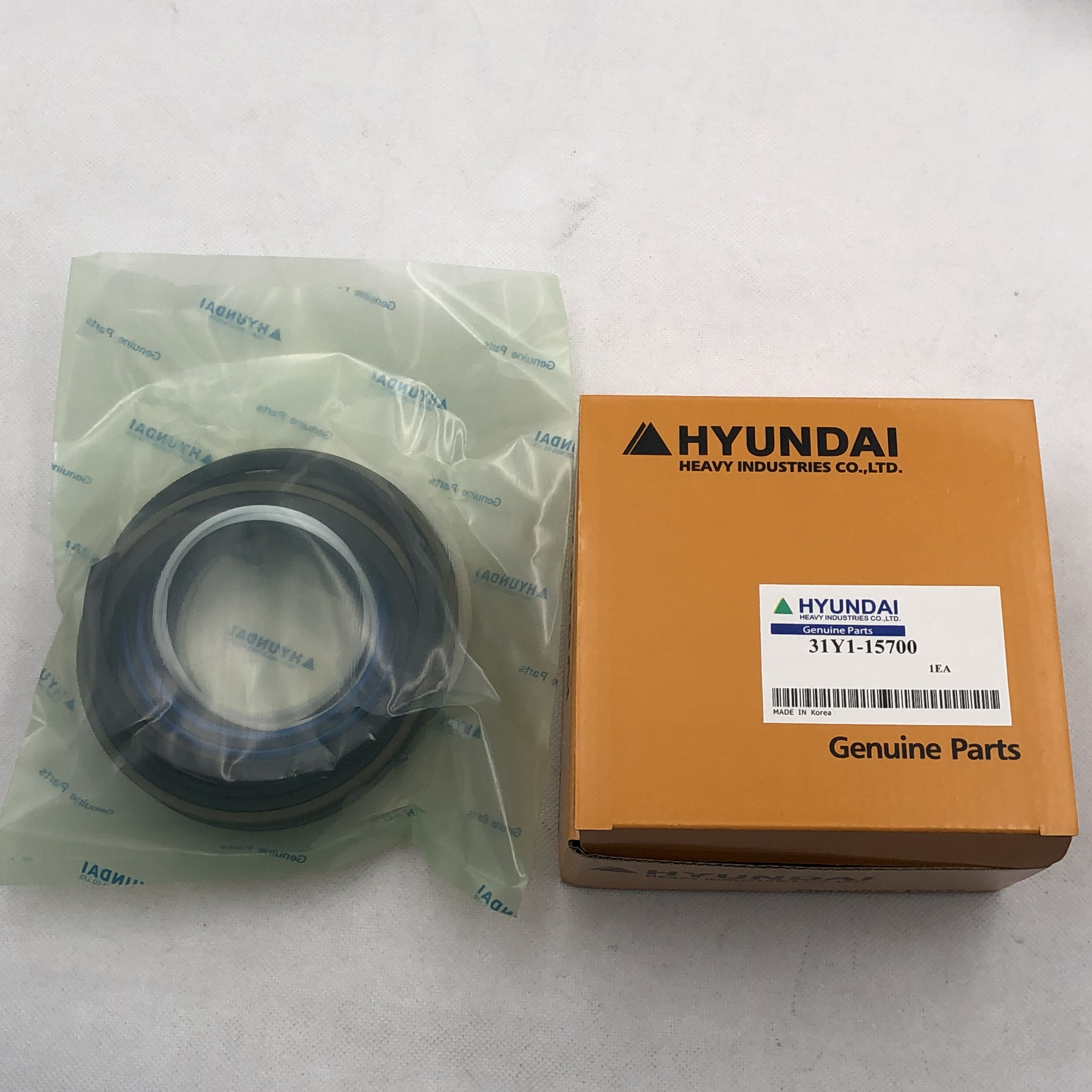 Disseal Excavator Hydraulic Control Valve Seal kit arm boom bucket seal kits for Hyundai 31Y1-15230 31Y1-15880 31Y1-15700