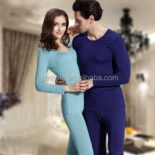 Aancy Winter Thermal Underwear Women Quick Dry Stretch Anti-Microbial Warm Long Female Casual Thermal Underwear Clothing