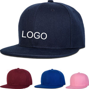 custom high quality embroider sports golf snapback hat and cap in bulk