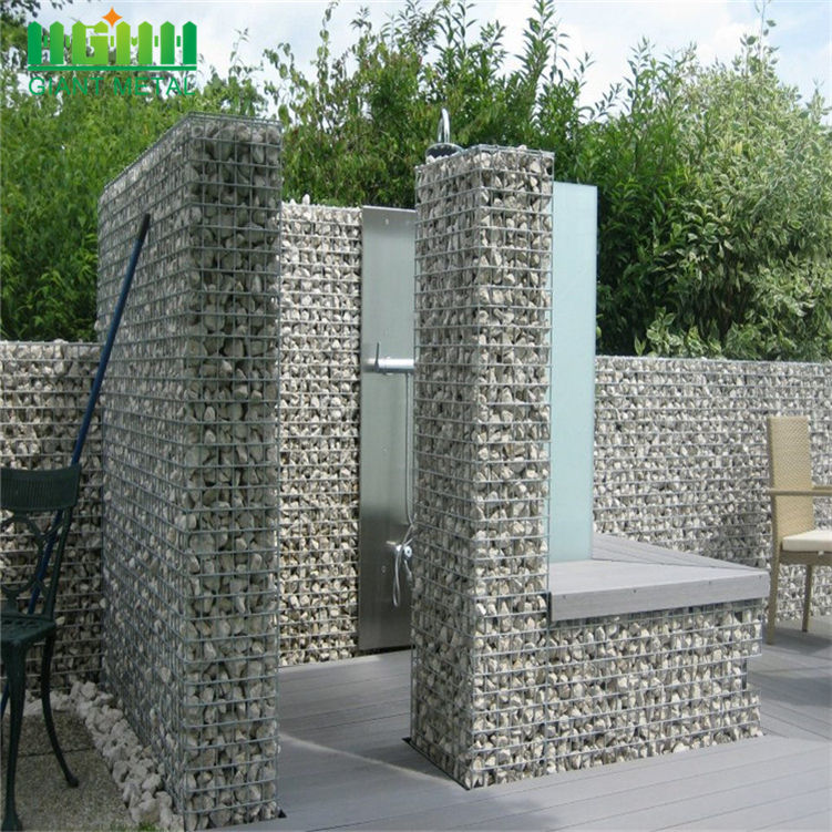 Suppliers Prices Welded Gabion Box Stone Cages Gabion Retaining Wall For Garden Fence
