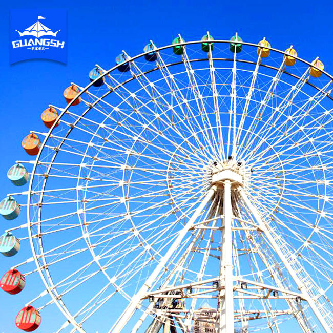 amusement ride sightseeing giant enterprise ferris wheel for sale