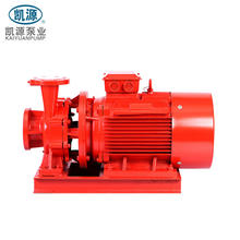 XBD Fire Fighting Water Pump ISO9001 high volume low pressure water pums