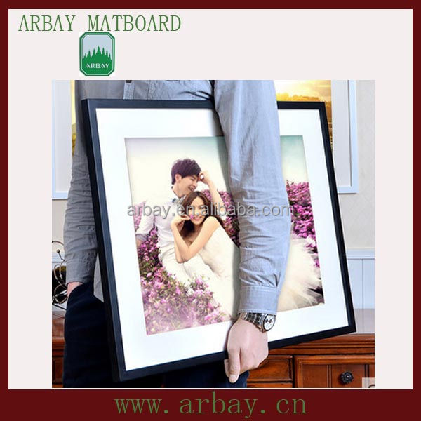 OEM 1.0mm 1.2mm 1.4mm picture frame backs,collage frame plastic,white frame photo with China style