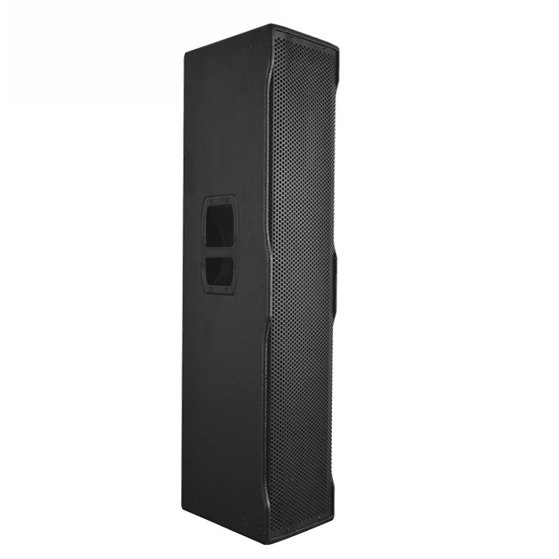 1600W high power outdoor 3 manier professionele lange bereik PA systeem speaker 3*10inch houten doos gebouwd DSP