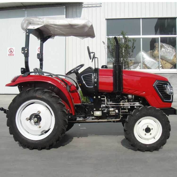 Chinese new produced mini tractor 25hp 4wd agricultural tractor
