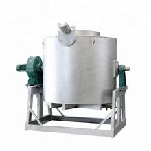 air cooling machine electric furnace melting for brass