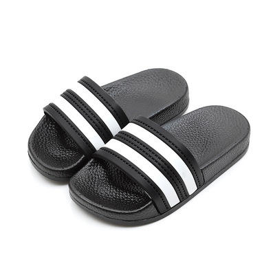 New summer three bars indoor home antislip children boy and girl wear-resistant slippers