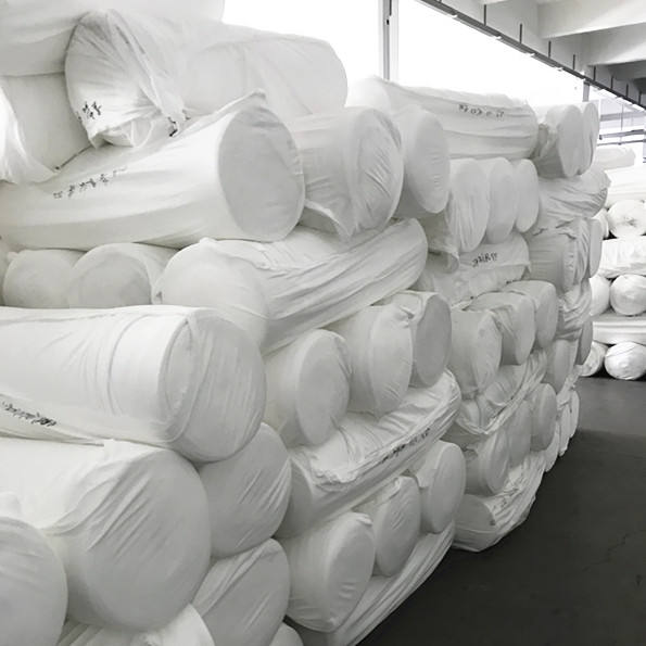 manufacture polyester greige fabric