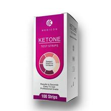MDK  home rapid  test urine ketone test strips keto strips