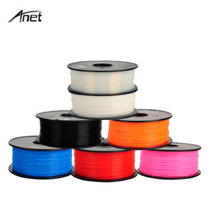 Terbaik 3d pencetakan habis, plastik spool batang 1.75mm abs pla 3d printer filament