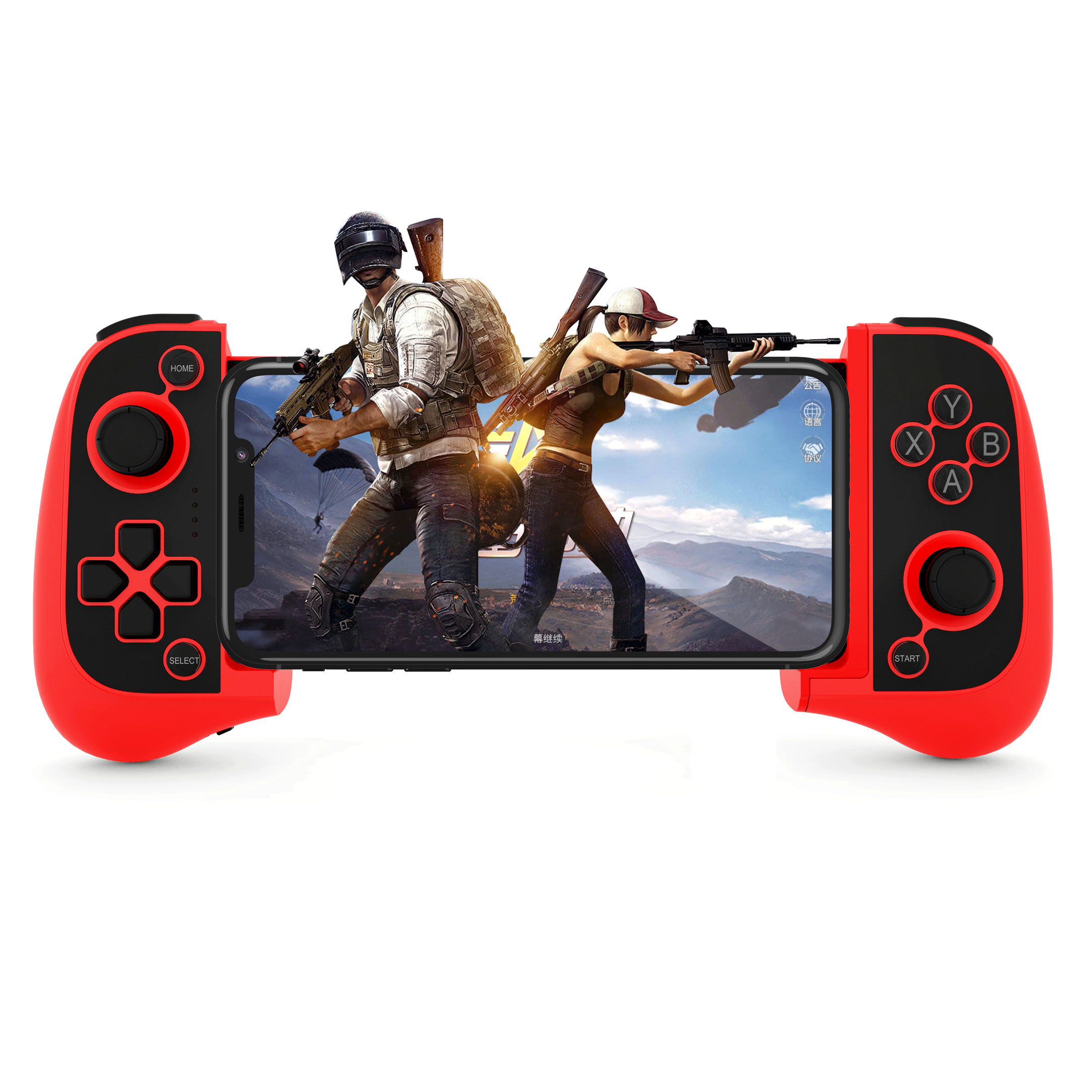 Smartphone android phone joystick & gamepad controller for pubg joystick pubg joypad pubg game controller mobile controller