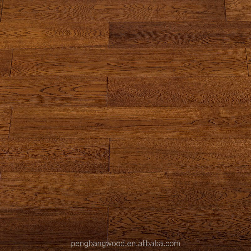 Oak Natural Color basketball court wood flooring engineered flooring for indoor Use