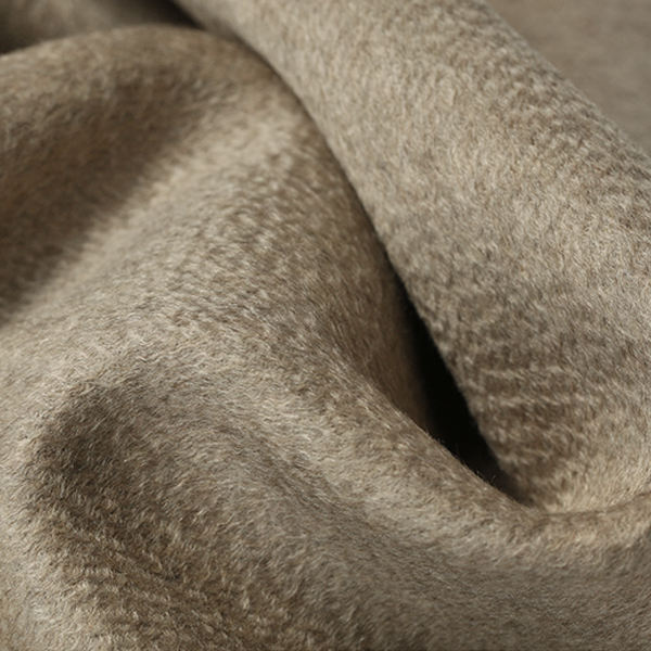 MAXMA*A luxury double faced 100% cashmere overcoat fabric