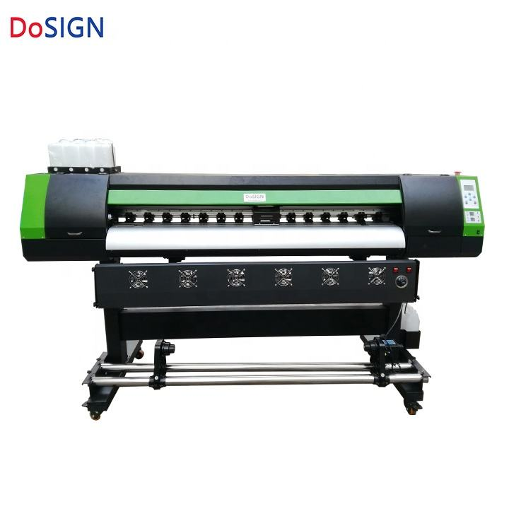 1.6m 5ft eco solvent ads advertising billboard printing machine