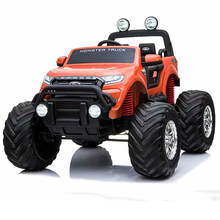 2019 new ford ranger kids ride on car big wheels large size music led lights remote control for children