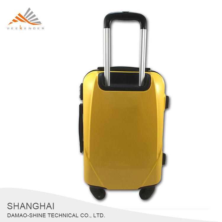 最新のファッション機内持ち込み旅行プロジッパー荷物カバー