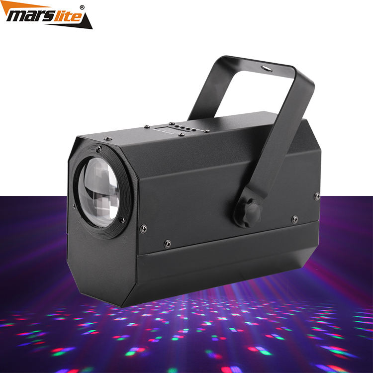 Alibaba top selling equipment 1pcs 25w RGBW 4in1led full star combination light stage lighting for party club