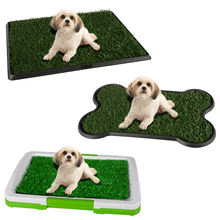wholesale manufacturer plastic carrier trainer dog toilet tray puppy potty