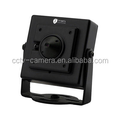 DIS 750TVL Mini Hidden surveillance 3.7mm pinhole lens CCTV Camera