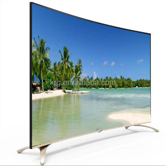Smart TV, LED, 3d, uhd, 4K, 75 pulgadas, venta al por mayor, estilo Curvo