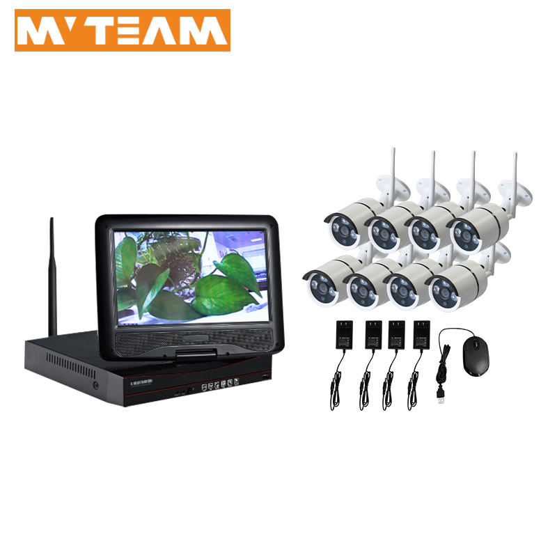 Best Price Wholesale Outdoor Wireless Security Package 4CH CCTV Camera Kit System