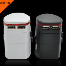 Birthday gift,promotion gift/wedding gift/gift item Universal Travel Adapter for travelling