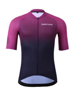 Top quality concise design short sleeve team cycling clothing jersey