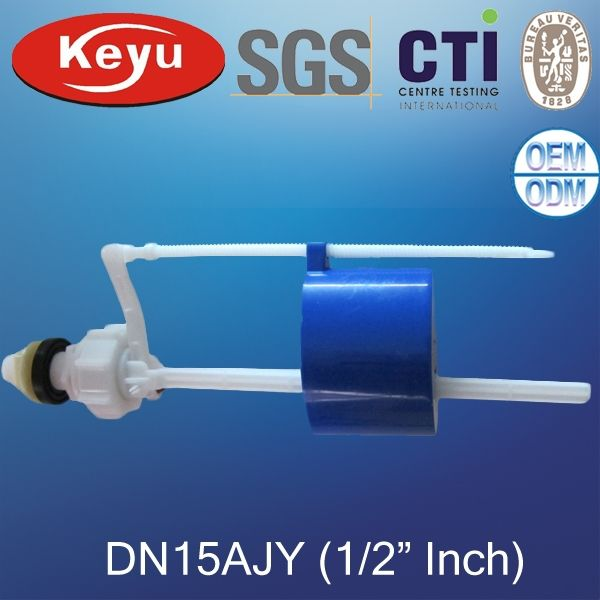 "1/2"" Plastic Toilet Water Filling Valve (Sanitary Accessory ) DN15AJY"