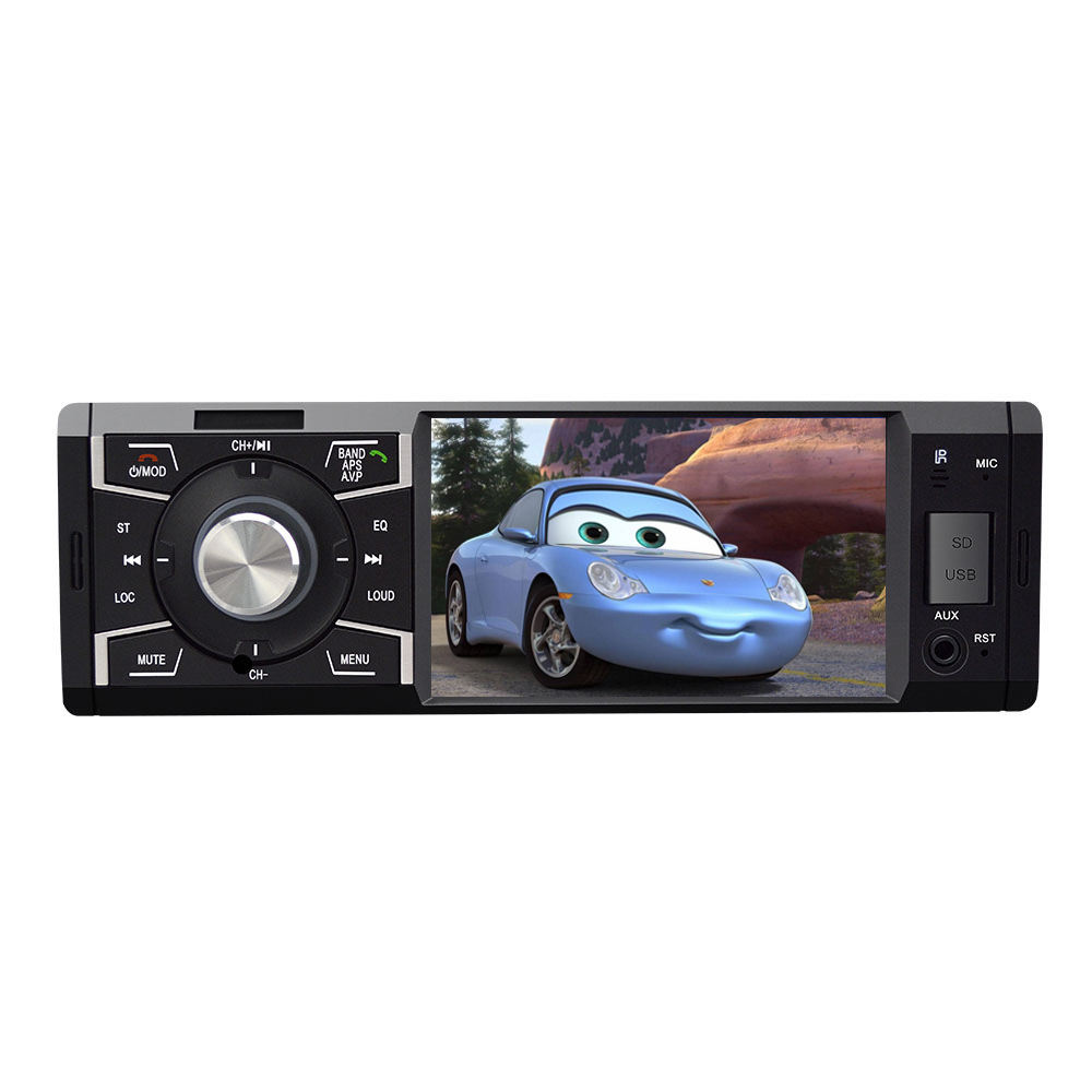 FM USB SD Aux Bluetooth car stereo for car radio video MP5 stereo